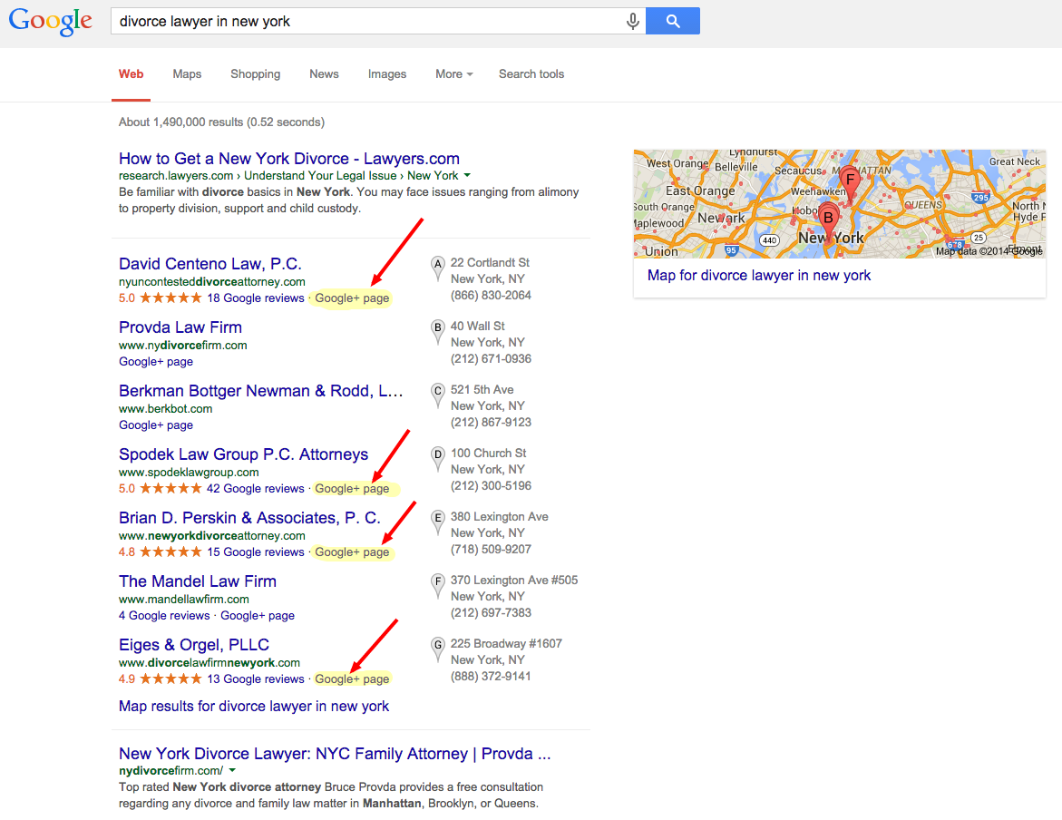 seo-for-law-firms-google-plus